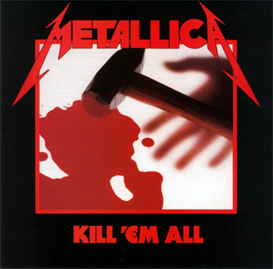 METALLICA Kill 'Em All (1995) (ELEKTRA) (10 TRACKS) 128 Kbps MP3 ALBUM | Music | Rock
