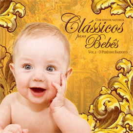 Carlos Slivskin Classics For Babies Vol.1 320kbps MP3 album