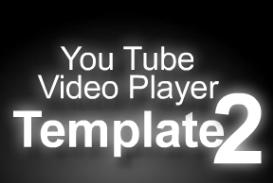 YouTube Video Player Template 2 | Movies and Videos | Educational