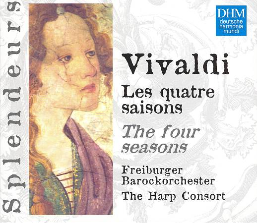 First Additional product image for - ANTONIO VIVALDI The Four Seasons (1997) (DEUTSCHE HARMONIA MUNDI) (22 TRACKS) 320 Kbps MP3 ALBUM