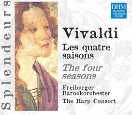 antonio vivaldi the four seasons (1997) (deutsche harmonia mundi) (22 tracks) 320 kbps mp3 album