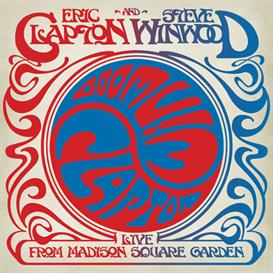 ERIC CLAPTON & STEVE WINWOOD Live From MSG (2009) (REPRISE RECORDS) (21 TRACKS) 320 Kbps MP3 ALBUM   Music   Rock