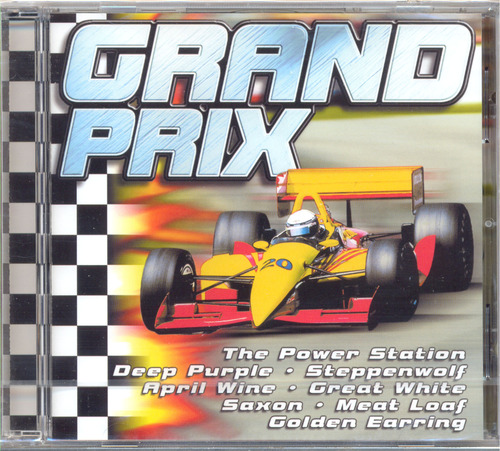 First Additional product image for - GRAND PRIX 14 Various Artists (2000) (DISKY RECORDS) (14 TRACKS) 320 Kbps MP3 ALBUM