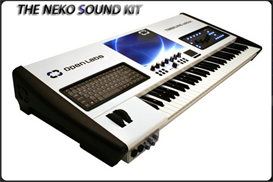 Neko sound kit WAV REASONS REFILL/ 1GB | Music | Soundbanks