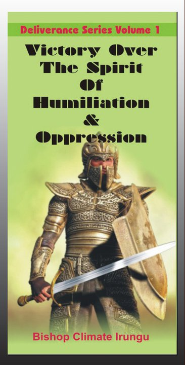 victory over the spirit of humiliation Click the button below to add the ds vol 1- victory over the spirit of humiliation & oppression - audio book to your wish list.