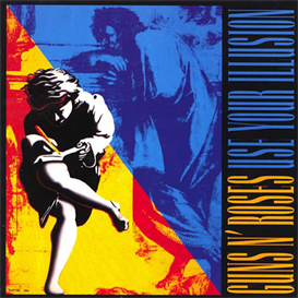 GUNS N' ROSES Use Your Illusion I & II (1991) (GEFFEN RECORDS) (30 TRACKS) 320 Kbps MP3 ALBUM | Music | Rock