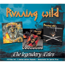 RUNNING WILD The Legendary Tales (2002) (GUN RECORDS) (IMPORT) (E.U.) (37 TRACKS) 320 Kbps MP3 ALBUM | Music | Rock