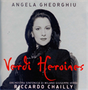 ANGELA GHEORGHIU Verdi Heroines (2000) (DECCA RECORDS) (9 TRACKS) 320 Kbps MP3 ALBUM | Music | Classical