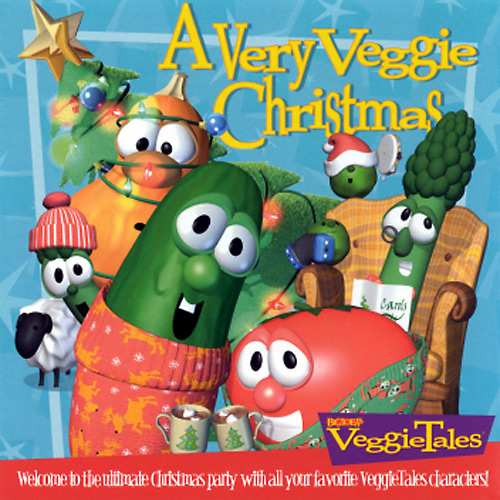 First Additional product image for - VEGGIE TALES A Very Veggie Christmas (1998) (BIG IDEA PRODUCTIONS) (26 TRACKS) 320 Kbps MP3 ALBUM