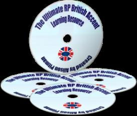 The Ultimate RP British Accent Learning Resource | Software | Audio and Video
