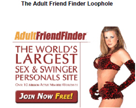 AdultFriendFinder Loophole - FREE Full Gold Membership for 1 Month - Tutorial - eBook