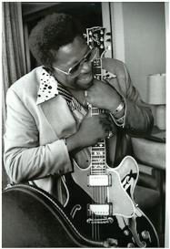 bb king & lucille