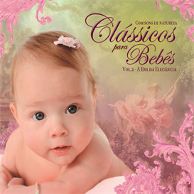 Carlos Slivskin Classics For Babies Vol.2 320kbps MP3 album