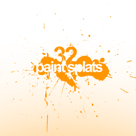 Paint Splat Vector Pack