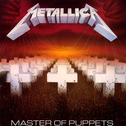 First Additional product image for - METALLICA Master Of Puppets (1986) (ELEKTRA) (8 TRACKS) 128 Kbps MP3 ALBUM