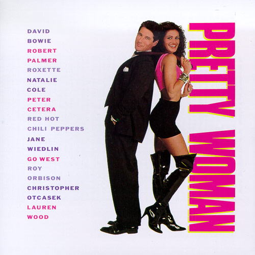 First Additional product image for - PRETTY WOMAN Original Motion Picture Soundtrack (1990) (CAPITOL RECORDS) (11 TRACKS) 320 Kbps MP3 ALBUM