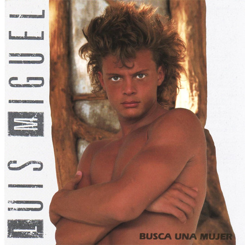 First Additional product image for - LUIS MIGUEL Busca Una Mujer (1988) (WARNER BROS. RECORDS) (10 TRACKS) 320 Kbps MP3 ALBUM