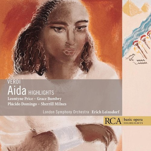 First Additional product image for - GIUSEPPE VERDI Aida (Highlights) (2000) (RCA RECORDS) (8 TRACKS) 320 Kbps MP3 ALBUM