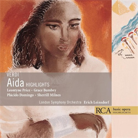 GIUSEPPE VERDI Aida (Highlights) (2000) (RCA RECORDS) (8 TRACKS) 320 Kbps MP3 ALBUM | Music | Classical