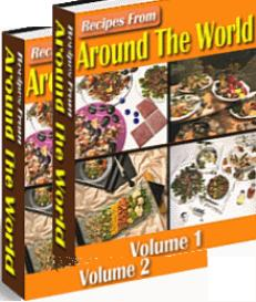 Recipes from Around the World | eBooks | Food and Cooking