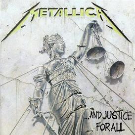 METALLICA ...And Justice For All (1988) (ELEKTRA) (9 TRACKS) 128 Kbps MP3 ALBUM | Music | Rock
