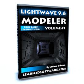 Lightwave 9.6 Modeler Vol.1 | Movies and Videos | Educational
