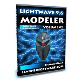 Lightwave 9.6 Modeler Vol.2 | Movies and Videos | Educational