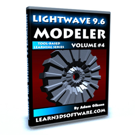Lightwave 9.6 Modeler-Vol. #4 | Movies and Videos | Educational
