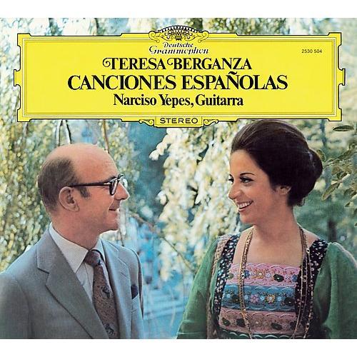 First Additional product image for - TERESA BERGANZA Canciones Espanolas (1974) (DEUTSCHE GRAMMOPHON) (19 TRACKS) 320 Kbps MP3 ALBUM