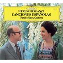 TERESA BERGANZA Canciones Espanolas (1974) (DEUTSCHE GRAMMOPHON) (19 TRACKS) 320 Kbps MP3 ALBUM | Music | Classical