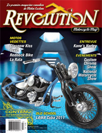 Revolution Motorcycle Magazine Vol.17 francais | eBooks | Automotive
