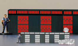First Additional product image for - Star Wars RPG Technoclogical Terror 3D Tile Wall Set