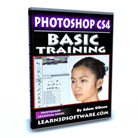 PHOTOSHOP CS4-Basic Training | Movies and Videos | Educational
