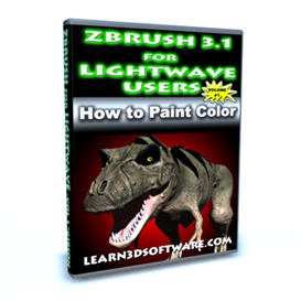 ZBrush 3.1 for Lightwave Users Vol.1 | Movies and Videos | Educational