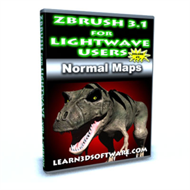 ZBrush 3.1 for Lightwave Users Vol.2 | Movies and Videos | Educational