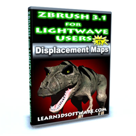 ZBrush 3.1 for Lightwave Users Vol.3 | Movies and Videos | Educational