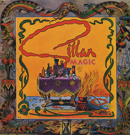 First Additional product image for - IAN GILLAN Magic (1999) (RMST) (CARAM RECORDS) (IMPORT) (18 TRACKS) 320 Kbps MP3 ALBUM