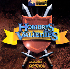 DE HOMBRE A HOMBRE Hombres Valientes (2000) (ORCHARD RECORDS) (11 TRACKS) 320 Kbps MP3 ALBUM | Music | Gospel and Spiritual