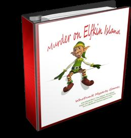 Murder on Elfkin Island | eBooks | Games