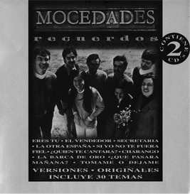 MOCEDADES Recuerdos (1998) (SONY U.S. LATIN) (30 TRACKS) 320 Kbps MP3 ALBUM | Music | International