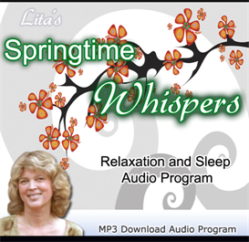 Winter and Spring Whisper Audio | Audio Books | Health and Well Being