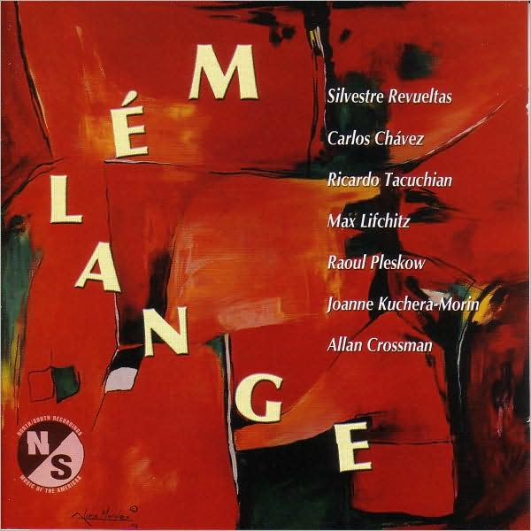 First Additional product image for - MELANGE Vocal & Instrumental Music From The Americas (2004) (N-S RECORDINGS) (22 TRACKS) 320 Kbps MP3 ALBUM