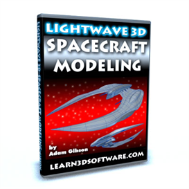 Lightwave 3D Spacecraft Modeling | Movies and Videos | Educational