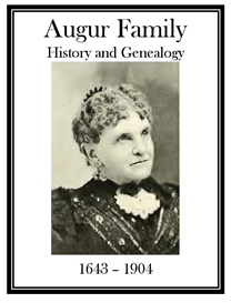 Augur Family History and Genealogy | eBooks | History