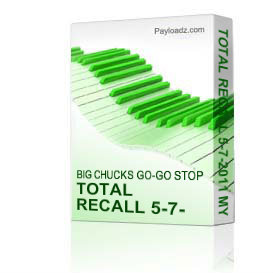 Total Recall 5-7-2011 My Place | Music | Miscellaneous