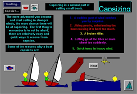 Righting a Capsize App for Android | Software | Mobile