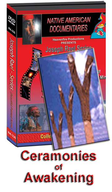 First Additional product image for - CEREMONIES OF AWAKENING - Joseph Rael Beautiful Painted Arrow