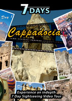 7 Days CAPPADOCIA Turkey DVD Global Television | Movies and Videos | Other