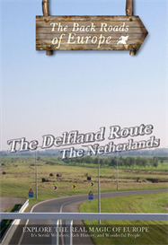 Back Roads of Europe THE DELFLAND ROUTE THE NETHERLANDS DVD Television Syndicati | Movies and Videos | Other
