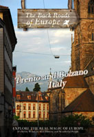 Back Roads of Europe TRENTO AND BOLZANO ITALY DVD Television Syndicati | Movies and Videos | Other